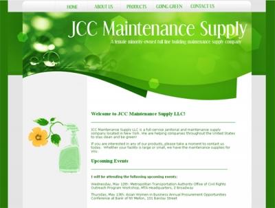JCC Maintenance Supply